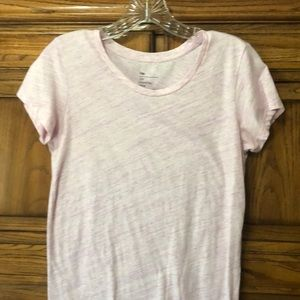 Gap essential tee - soft pink - XS
